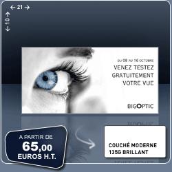 Imprimerie colorboutic lyon 69 tarifs impression des flyers 10 x 21 - Papier couche brillant 135g ...
